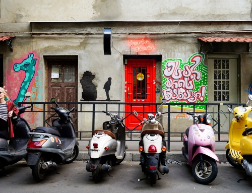 Scooter Tour Around Tbilisi in 2 Days