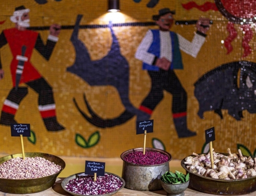 5 New Markets in Tbilisi You Need to Visit